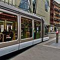 Bus et <b>trams</b> attaqués à Strasbourg : la CTS modifie des lignes de bus et le <b>tram</b> B