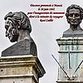 Discours prononcés à Mauzé, le 26 juin 1842 pour l'inauguration du monument élevé à la mémoire du voyageur René Caillié