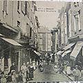 01 Limoges - rue de la boucherie
