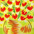 Oscar araripe : nova exposição só flores