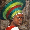 Femme zoulou / zulu woman