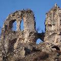 2009 03 15 Le château de la Tourette