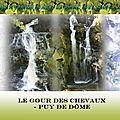 Série Cascades : Le Gour des Chevaux