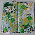 Page Journal Art