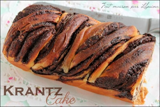 Le Krantz Cake (de Mercotte)...