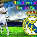 Sergio ramos real madrid madridista wallpaper