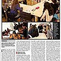 On en parle dans la presse : l'école acte sud, et la disparition d'umberto eco