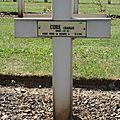 Soldat Charles CURÉ