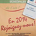 Elections Municipales #Meudon 2014 #Meudon la Forêt - #Loïc_Le_Naour - Liste #Meudon_de_l_air