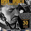 Dan Inger en concert le mercredi 30 Novembre au <b>Théâtre</b> <b>Trévise</b>