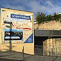 «Peintres Officiels de la Marine. Escale en baie du Mont-Saint-Michel» exposition été 2020 hiver 2021 au <b>Scriptorial</b> d'Avranches