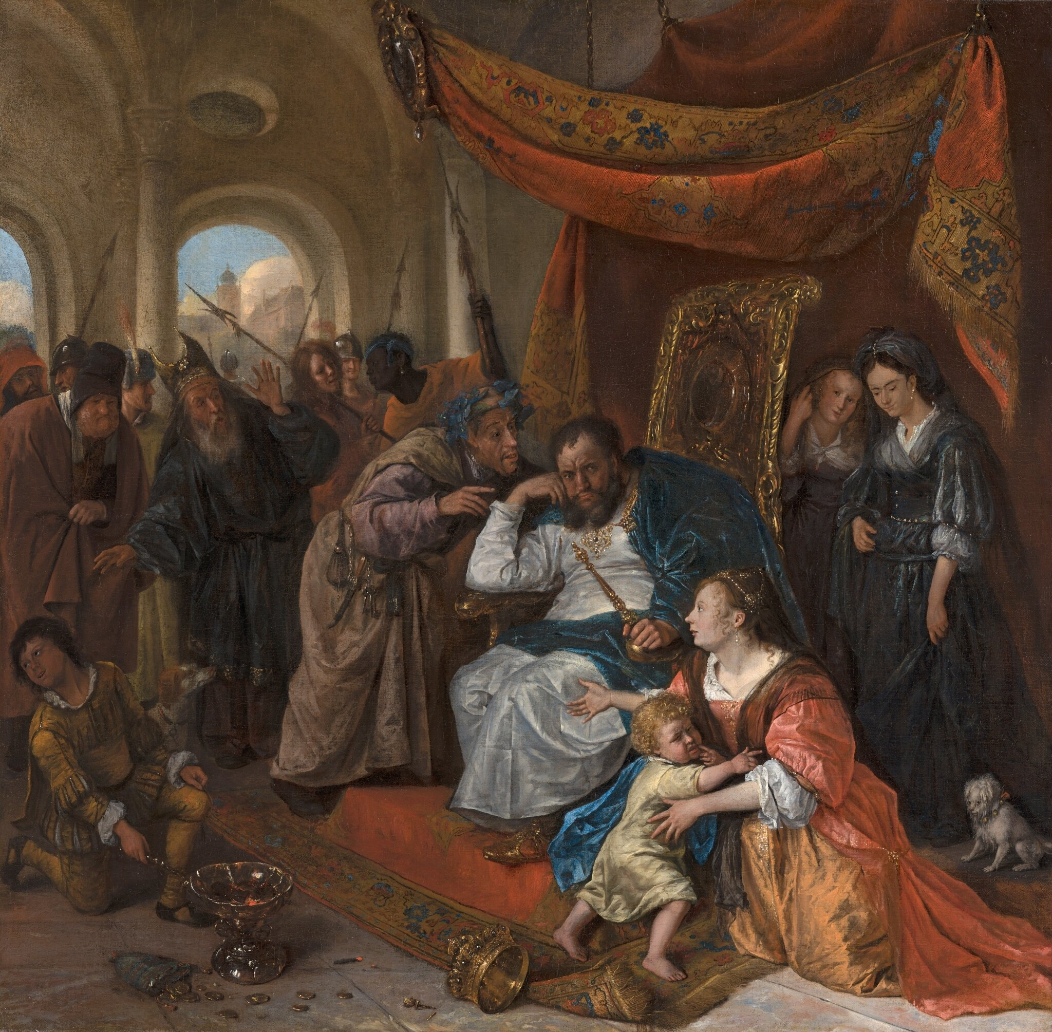 Mauritshuis exhibition reveals an unfamiliar side of Jan Steen