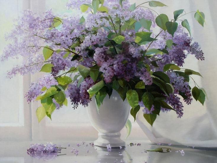lilac valery artamonov