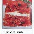 terrine tomates