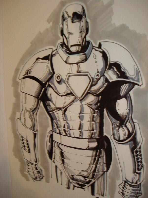 Iron Man by Kitson