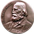 Médaille du Bicentenaire de Garibaldi