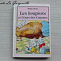 Les loupiots et l'ours des <b>carpates</b>, collection copain