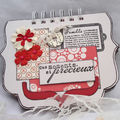 mini album inspiration Sandrine Vachon (article du 6 avril 2009)
