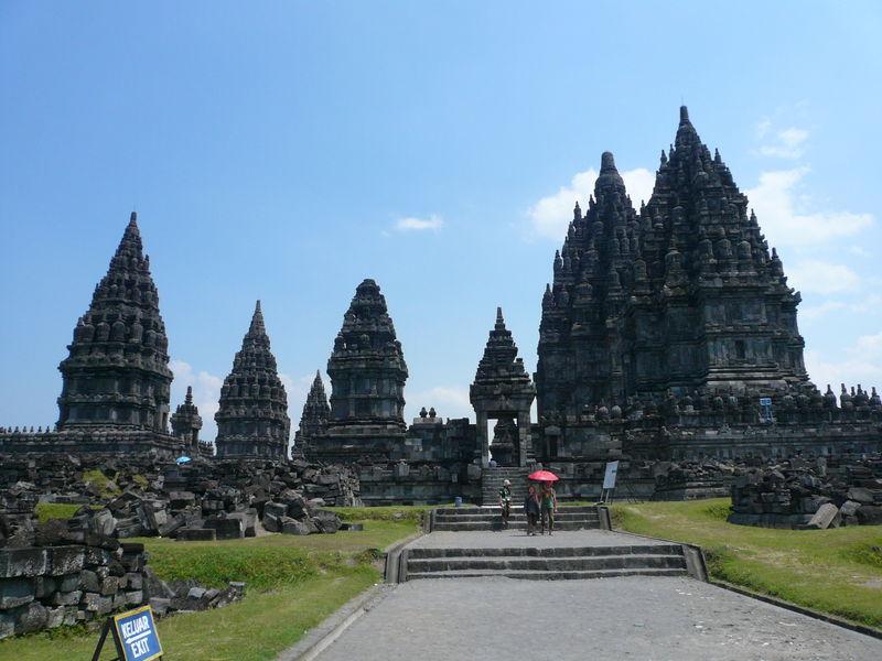 Temple pramdanan Java