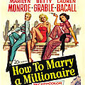 On the set of New York - How to Marry a Millionaire Film Locations