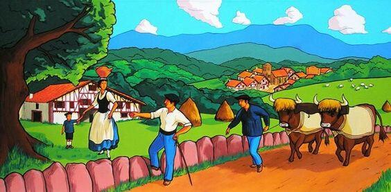 Le Pays Basque Erwin Dazelle