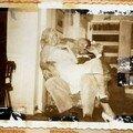 1957 Marilyn en privé