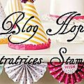 Blog Hop des <b>Démos</b>