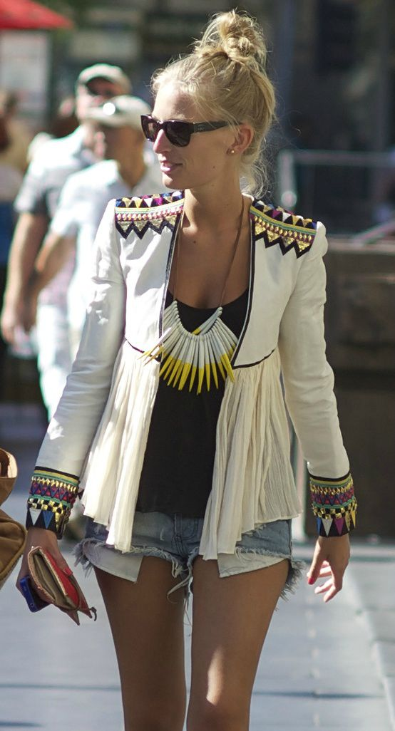 style ethnic chic