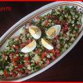 Salade tunisienne (slata tounsia)