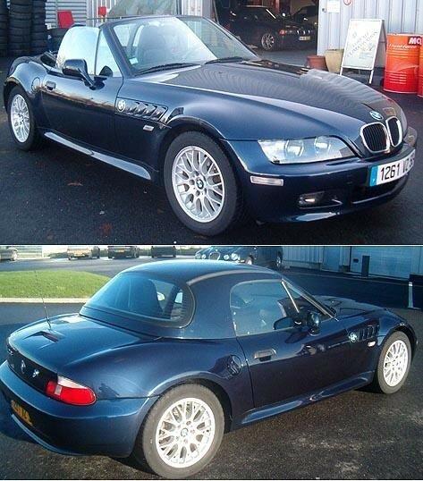 BMW - Z3 - 1999