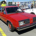 <b>Oldsmobile</b> <b>Omega</b> 4door sedan-1980