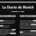 Déclaration des devoirs et des <b>droits</b> des journalistes, dite « Charte de déontologie de Munich » de 1971