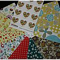 I ♥ fabrics : collection