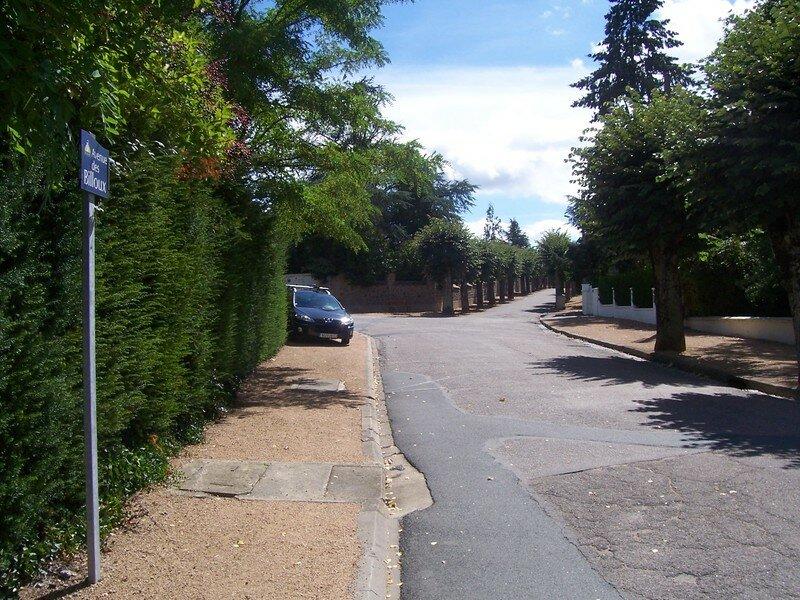Avenue des Billoux