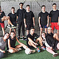 Futsal et volleyball à pau