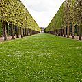 Le <b>parc</b> de <b>Sceaux</b>