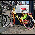 Copenhague, ville du vélo