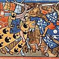 <b>Croisade</b> de Guillaume IX le troubadour, grand-père d'Aliénor d'Aquitaine et premier poète connu en langue occitane.