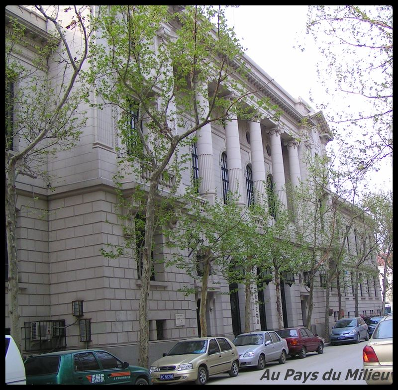 Municipal Board of the french concession constr1931 03