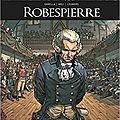 Robespierre en bd.