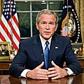 <b>Bush</b> on the events of Sept. 11, 2001, and their aftermath