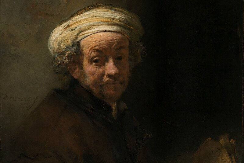 Rembrandt Exhibition Shell : Major exhibition of dutch masters opens at the art gallery