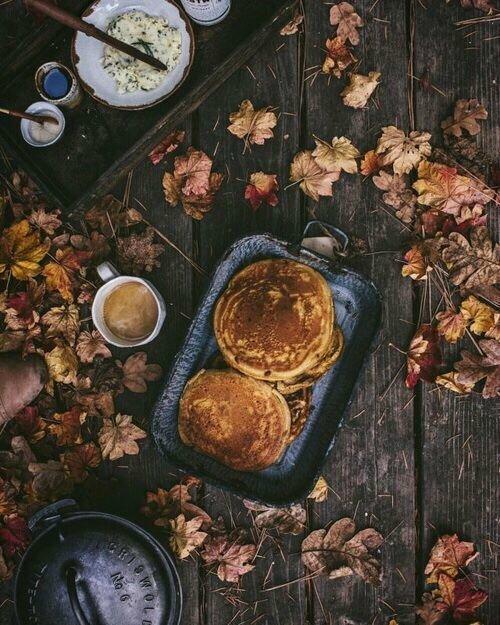 Pancakes magiques
