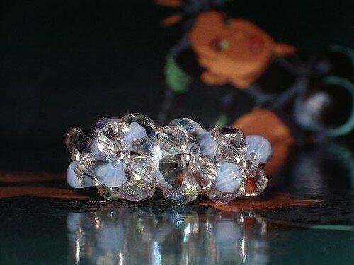 Quatre fleurs - 4 mm