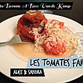 How to become a bree van de kamp : les tomates farcies