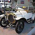 CHENARD & WALKER type T-2 1913 Bruxelles Autoworld (1)