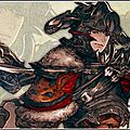 Final Fantasy XIV : Jobs : <b>Guerrier</b>