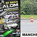 Slalom Mornant 2015 - Manche 3
