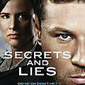 Secrets and lies, bilan de la saison 1