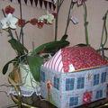 Maison boîte à fils